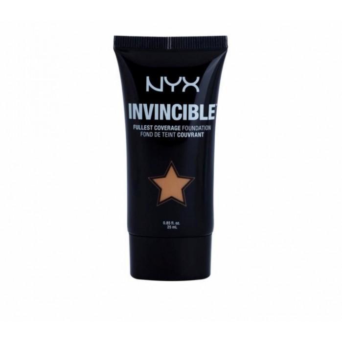 Тональный крем NYX Invincible (тон 6)
