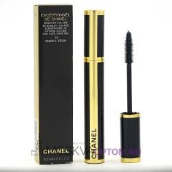 Тушь для ресниц Chanel Exceptionnel De Chanel 10 Smoky Brun, объем и удлинение