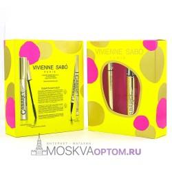 Набор для макияжа глаз Vivienne Sabo Mascara Cabaret Premiere + Cabaret Premiere Eyeliner Pen