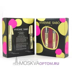 Набор для макияжа глаз Vivienne Sabo Mascara Cabaret Premiere + Mascara Femme Fatale