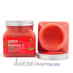Скраб для тела с малиной XQM Raspberry