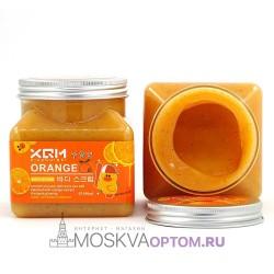 Скраб для тела с экстрактом апельсина XQM Orange