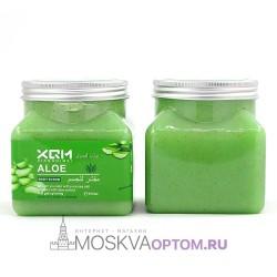Скраб для тела с экстрактом алоэ XQM Aloe