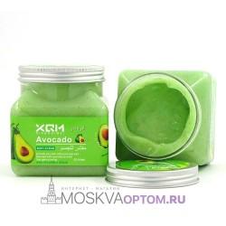 Скраб для тела с экстрактом авокадо XQM Avocado