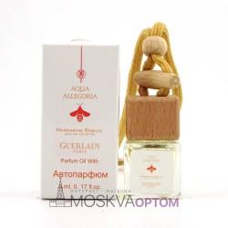 Автопарфюм c феромонами Guerlain Aqua Allegoria Mandarine Basilic