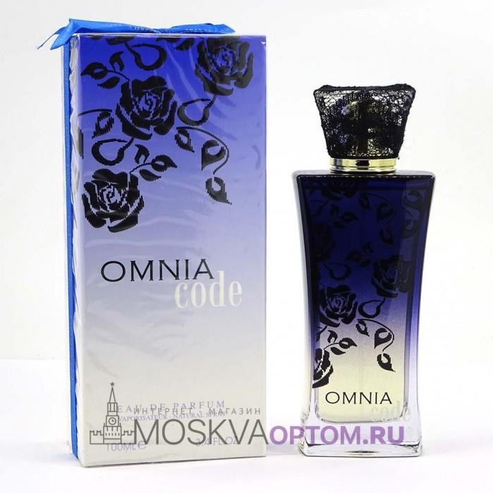 Fragrance World Omnia Code pour Femme Edp, 100 ml (ОАЭ)