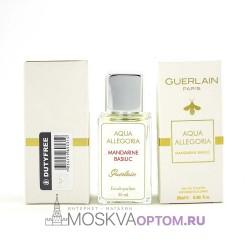 Мини-парфюм Guerlain Aqua Alleqoria Mandarine Basilic Edt, 25 ml