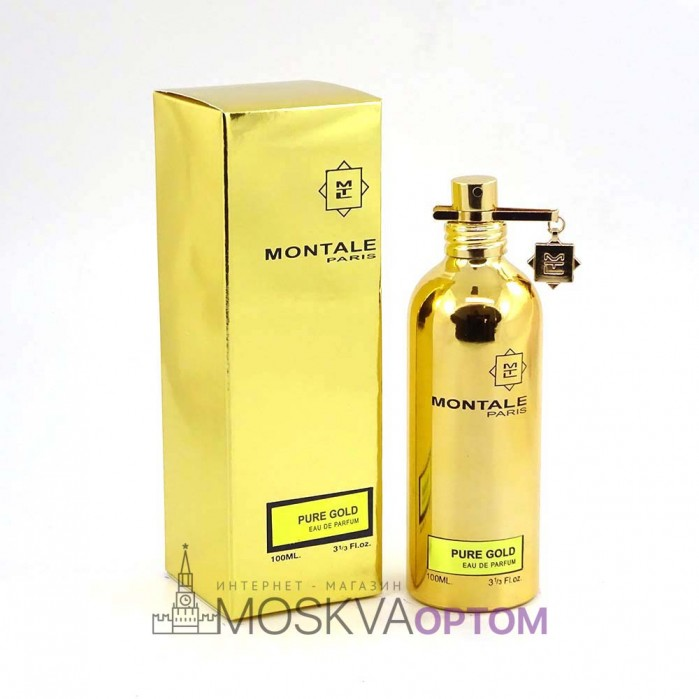 Montale Pure Gold Edp, 100ml