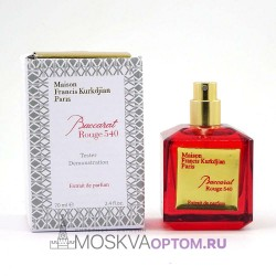 Тестер Maison Francis Kurkdjian Baccarat Rouge 540 Extrait de parfum
