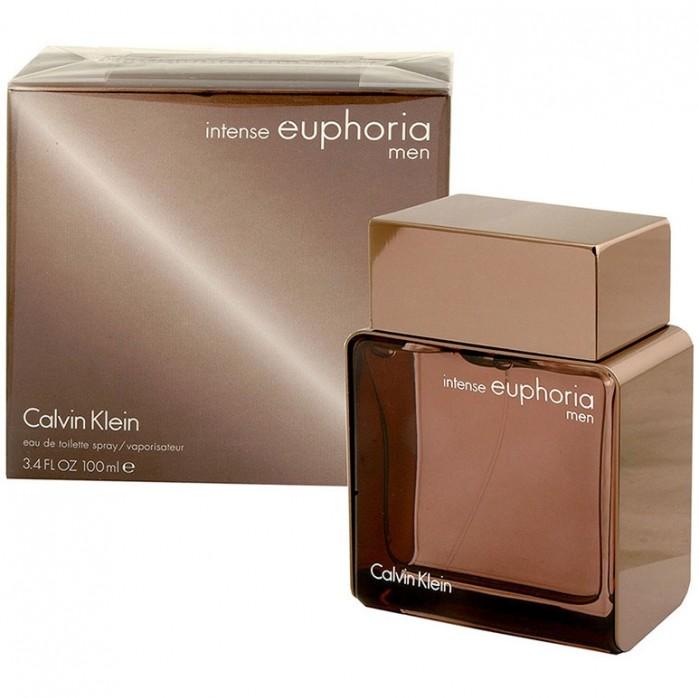 Calvin Klein Euphoria Men Intense Edt, 100 ml