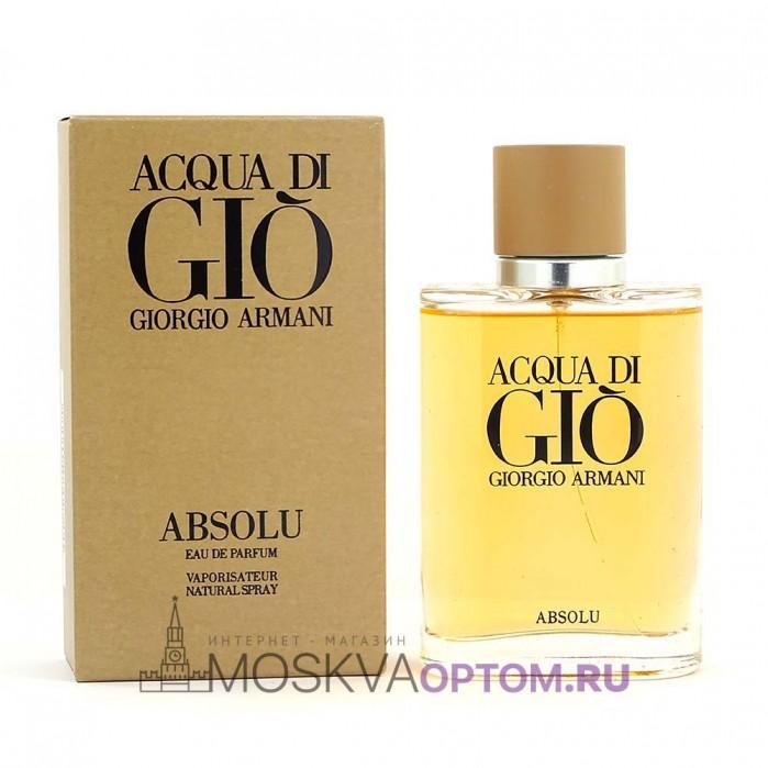 "Giorgio Armani ""Acqua Di Gio Absolu"" Edp, 125ml"
