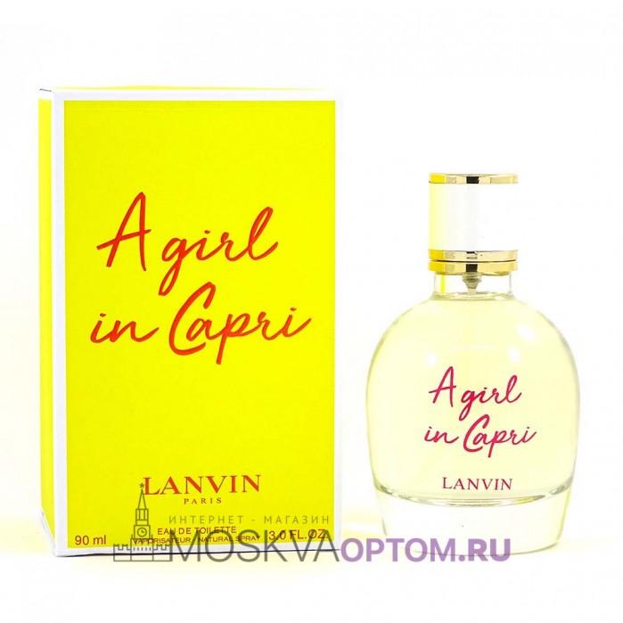 Lanvin A girl in Capri Edt, 90 ml