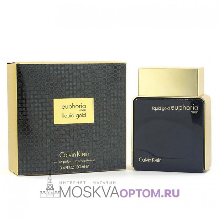 Calvin Klein Euphoria Men Liquid Gold Edp, 100 ml