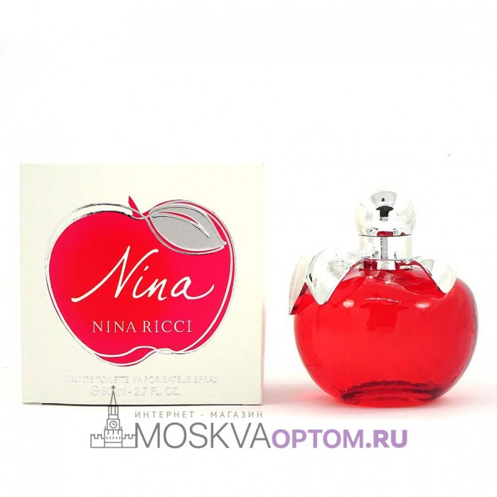 Nina Ricci Nina Edt, 80 ml