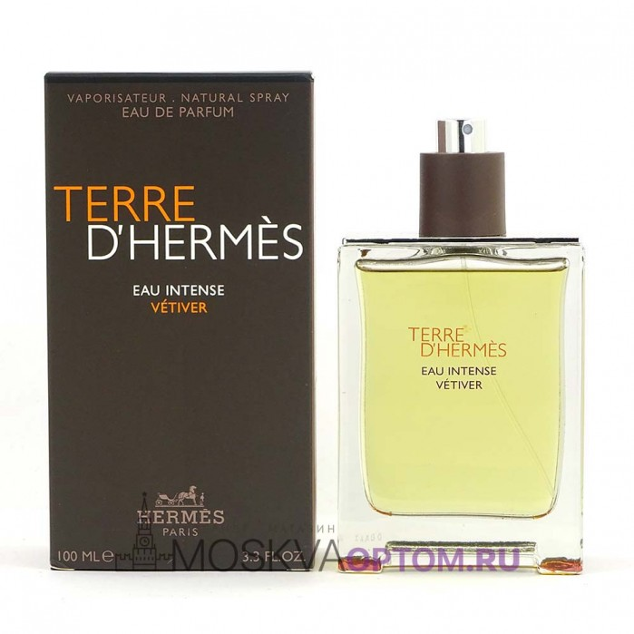 Hermes Terre d'Hermès Eau Intense Vétiver Edp, 100 ml