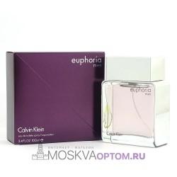 Calvin Klein Euphoria Men Edt, 100 ml
