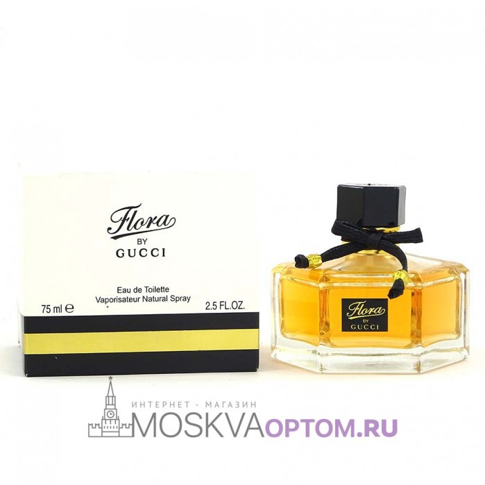 Gucci Flora By Gucci Edt, 75 ml