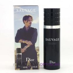 Christian  Dior Sauvage edt, 100ml (новый)