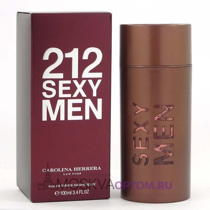Carolina Herrera 212 Sexy Men Edt, 100 ml