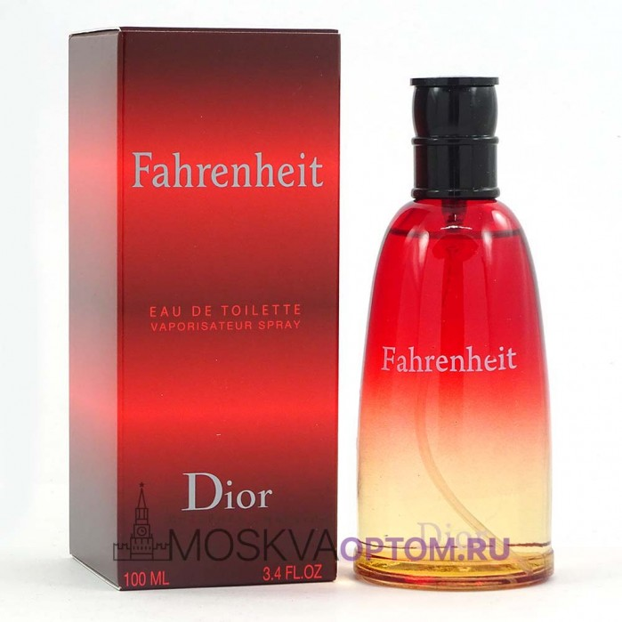 """Dior """"Fahrenheit""""  Edt, 100ml"""