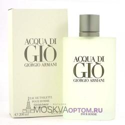 Giorgio Armani Acqua Di Gio Men Edt, 200 ml (без упаковки)