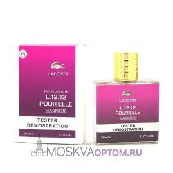 Тестер Lacoste Eau De Lacoste L.12.12 Pour Elle Magnetic 50 мл женский