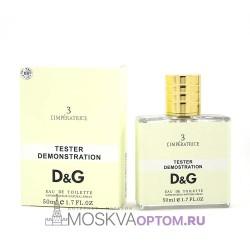 Тестер Dolce & Gabbana 3 L'Imperatrice 50 мл женский