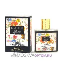 Тестер Gucci Flora by Gucci Eau de Parfum  50 мл женский