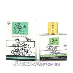 Тестер Gucci Flora by Gucci Glamorous Magnolia 50 мл женский