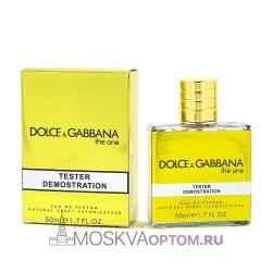 Тестер Dolce & Gabbana The One Women 50 мл женский