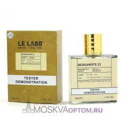 Тестер Le Labo Bergamote 22 50 мл унисекс
