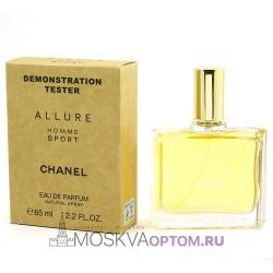 Тестер Chanel Allure Homme Sport Edp, 65 ml (ОАЭ)