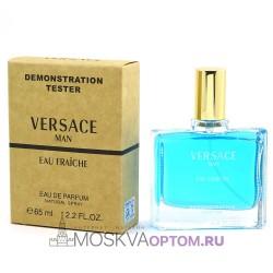 Тестер Versace Man Eau Fraiche Edp, 65 ml (ОАЭ)