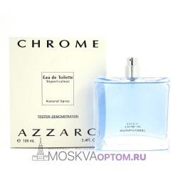 Тестер Azzaro Chrome Edt, 100 ml