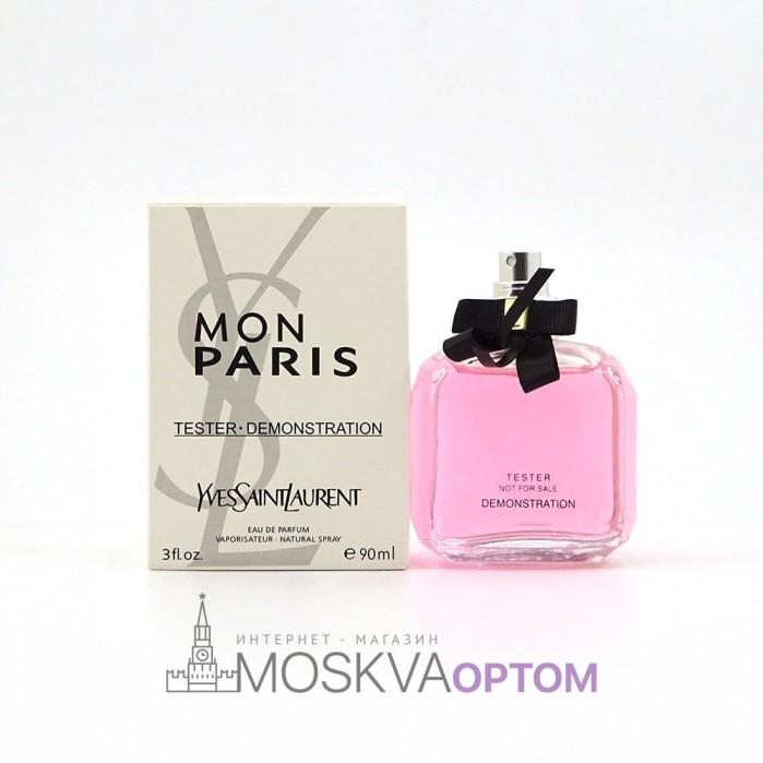 Тестер Yves Saint Laurent Mon Paris EDP женский