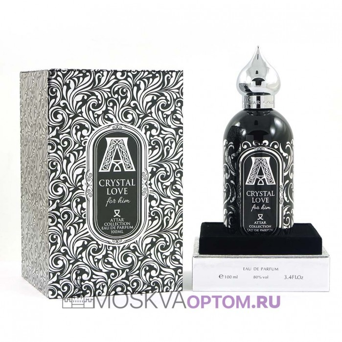 Attar Collection Crystal Love for Him Edp, 100 ml