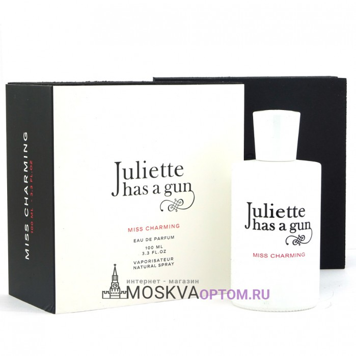Juliette Has A Gun Miss Charming Edp, 100 ml (LUXE Премиум)