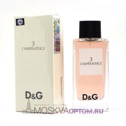 Dolce & Gabbana №3 L'Imperatrice Edt, 100 ml (LUXE евро)