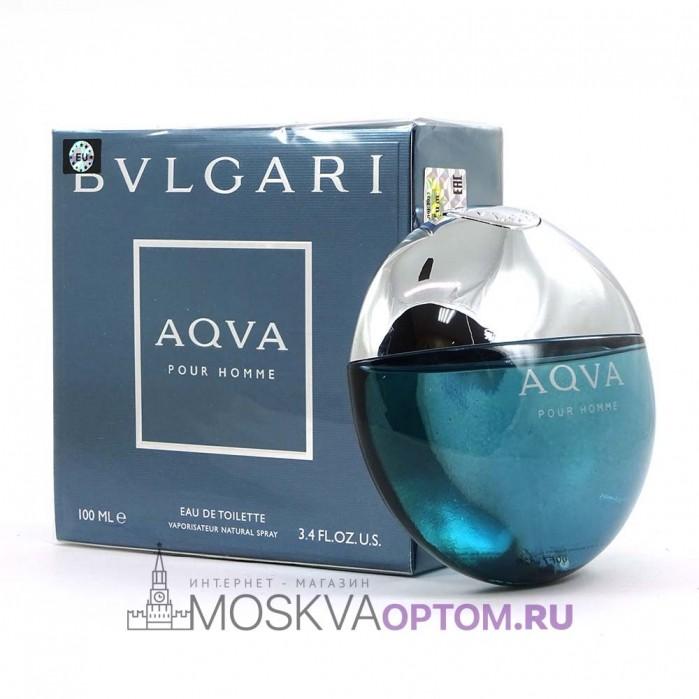 BVLGARI Aqva pour Homme Edt, 100 ml (LUXE евро)