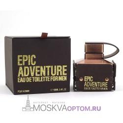 Emper Epic Adventure for Men Edt, 100 ml (ОАЭ)