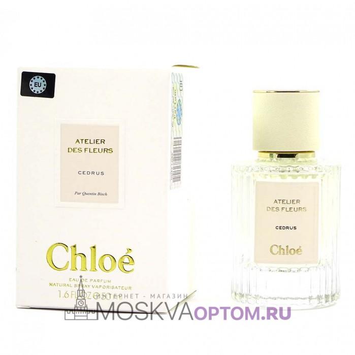 Chloe Atelier Des Fleurs Cedrus Edp, 50 ml (LUXE евро)