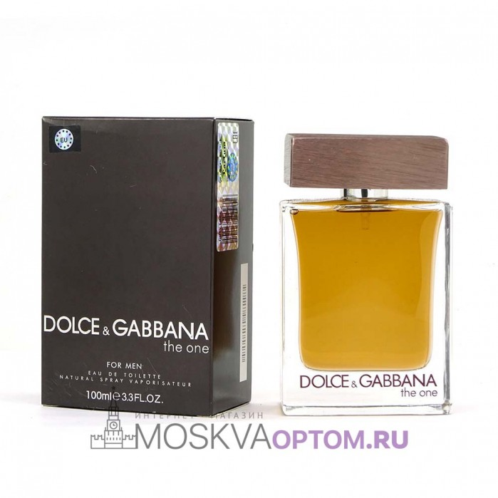 Dolce & Gabbana The One for Men Edt, 100 ml (LUXE евро)