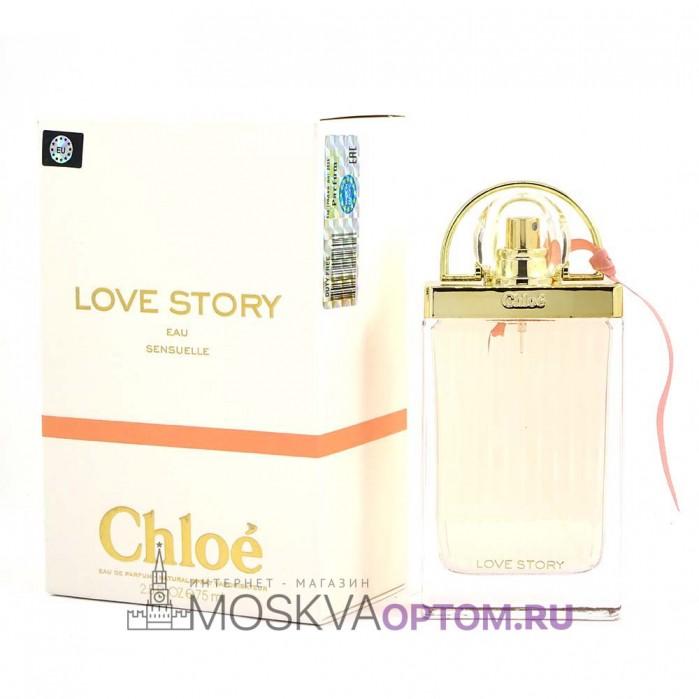 Chloe Love Story Eau Sensuelle Edp, 75 ml (LUXE евро)