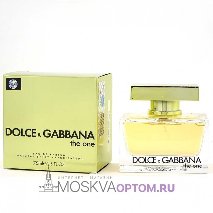 Dolce & Gabbana The One for Woman Edp, 75 ml (LUXE евро)