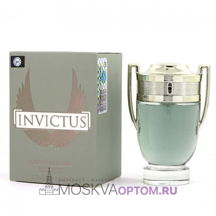Paco Rabanne Invictus Edt, 100 ml (LUXE евро)
