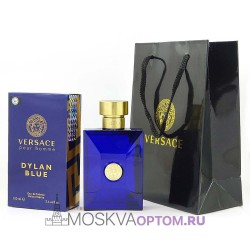Versace pour Homme Dylan Blue Edt, 100 ml (LUXE евро)