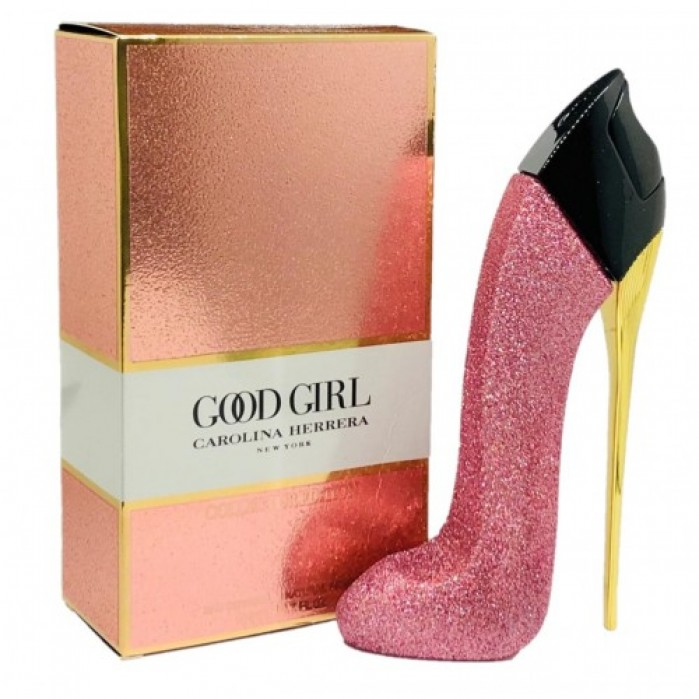 Carolina Herrera Good Girl Collector Edition Pink Edp, 80 ml
