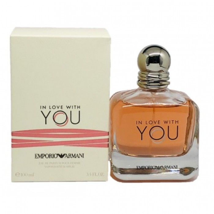 Giorgio Armani Emporio Armani In Love With You Edp, 100 ml