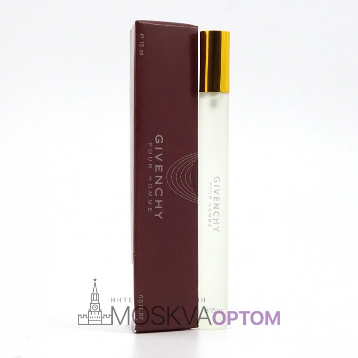 Givenchy Pour Homme мужской 15 ml