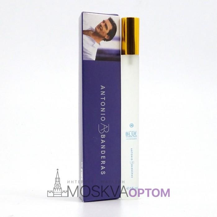 Antonio Banderas Blue Seduction мужской 15 ml